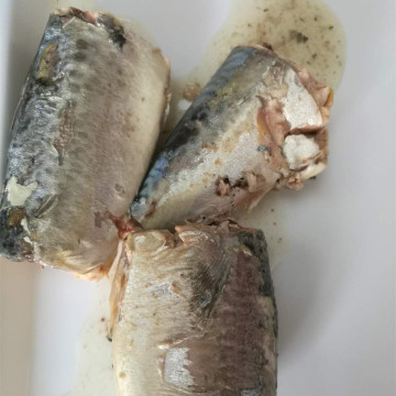 Canned Mackerel in Vegetable Oil And Brine