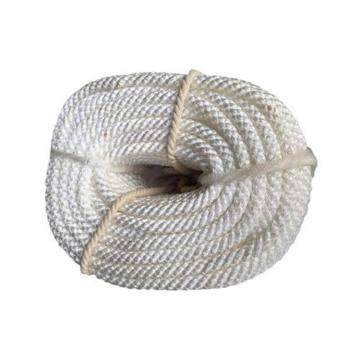 Hot sale polyester 3 strand 4mm sinking rope