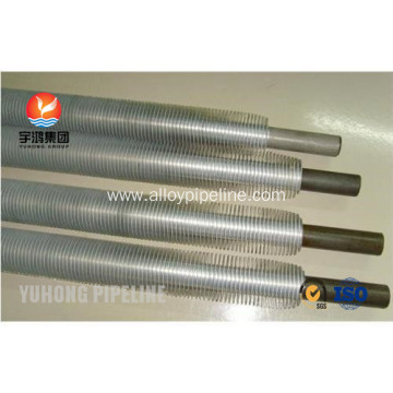 A214 CS Helical Condenser Extruded Fin Tubes