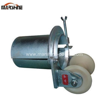 Split Lock Cable Roller for Lead Cable