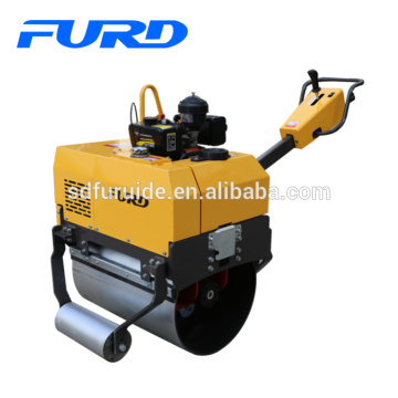 Good price hand control vibratory roller (FYL-750)