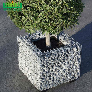 welded mesh gabion Carbon steel gabion