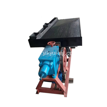 Mining Gold Concentration WetType Shaking Table for Sale