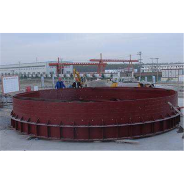 Steel Ring of Tunnel Gate for Subway Equipment