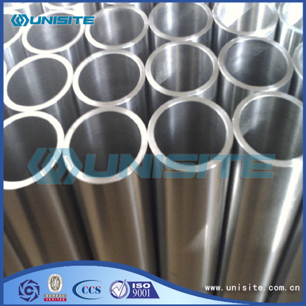 Seamless Stainless Exhaust Pipes