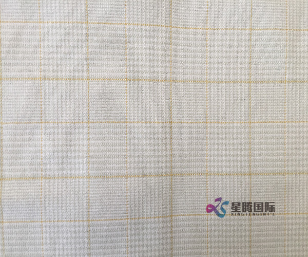 Cotton Yarn Dyed Fabric For Clothing