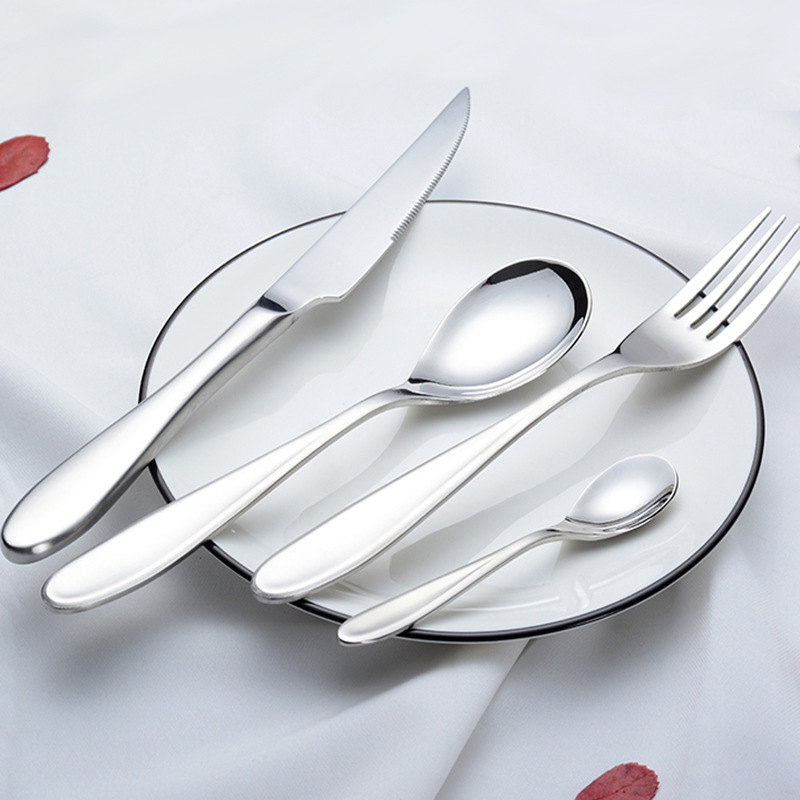 Modern Stainless Steel Flatware