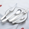 Modern Stainless Steel Cutlery