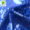 100 polyester mesh sequin embroidery lace fabric