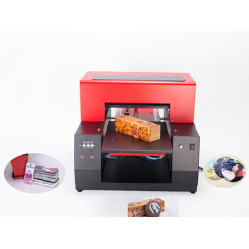 Pangoo Jet A3 UV Flatbed Printer