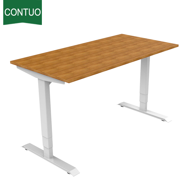 Office Electric Auto Motorized Adjustable Height Table Legs