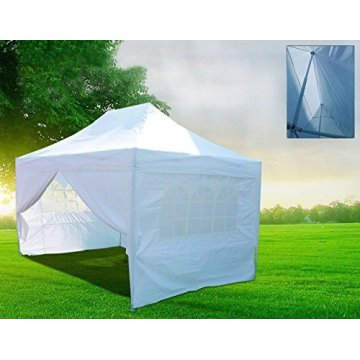 Outsunny 10`x15` Outdoor Pop Up Party Tent