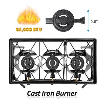 High Pressure Cast Iron Propane Burner