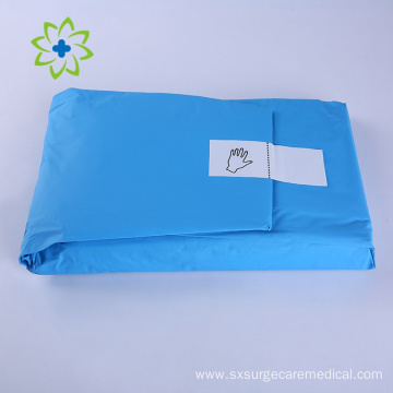 Hot Sell Waterproof Surgical Sterile Drape Fabric