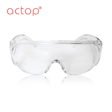 High impact polycarbonate lens anti