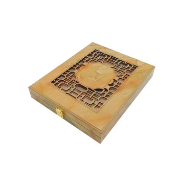 High quality wooden box for award
