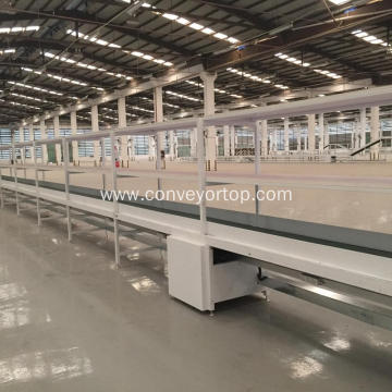 High Quality Airport Baggage PVC Conveyor Belt System