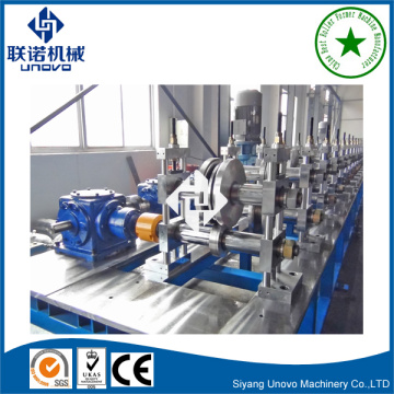 Automatic storage rack roll forming machine