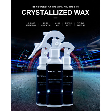 Auto Care Car Crystal Wax Plating semillas de cera