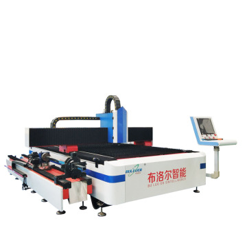 metal pipe fiber laser cutting machine