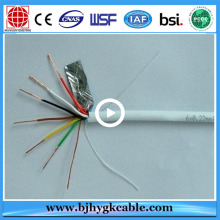 electric stranded power fire alarm cable