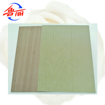 Melamine laminated mdf board for handmade furniture