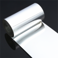 Film Reflective Metallized Plastic PVC Sheet Rolls