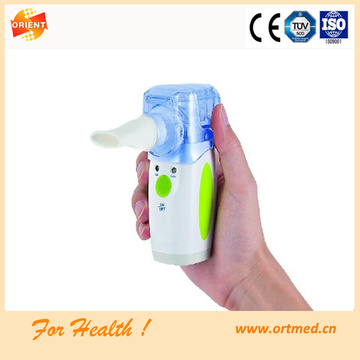 Portable home nebulizer treatment for Patient