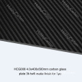 Ang Amazon Hot Sales Glassy Carbon Plate