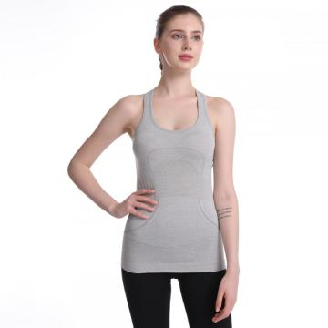 Sleeveless Yoga Shirt for women