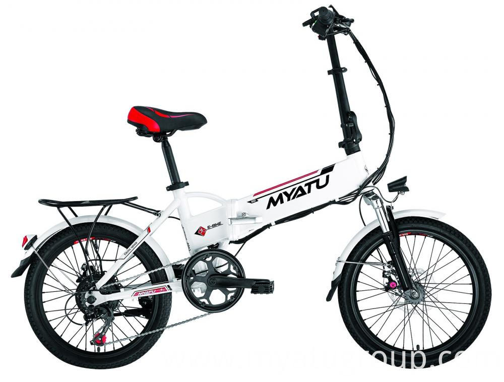 Folding Electric Bicycle 20inch