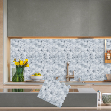 Peel and Stick Kitchen Backsplash Self Stick Tile