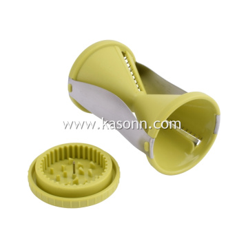 Stainless Steel Spiral Vegetable Peeler Ribbon Slicer