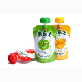 Food Grade Doypack Plastic Drink Pouch With Spout