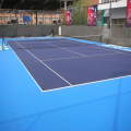 Polypropylene outdoor Sports flooring
