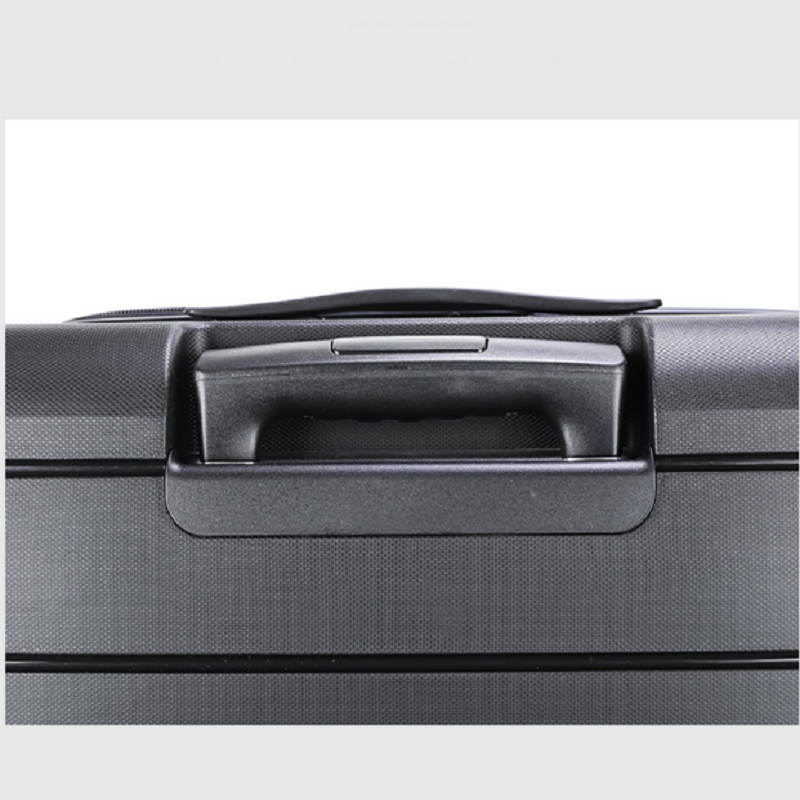 Telescoping Handle Luggage