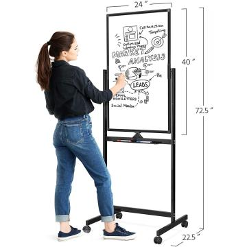 Hot Sale Mobile Double Sided Whiteboard Amazon US