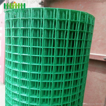 galvanised welded mesh fence