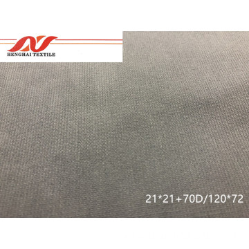 Cotton stretch 21*21+70D/120*72 57/58 285gsm
