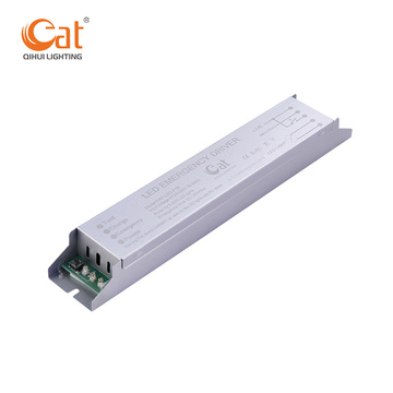 100% power output for LED emergency tube driver