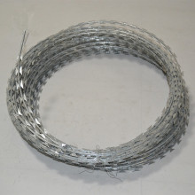 heavy galvanized razor barbed wire price per roll