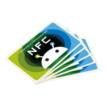 NTAG 215 NFC sticker for Security Alarm System