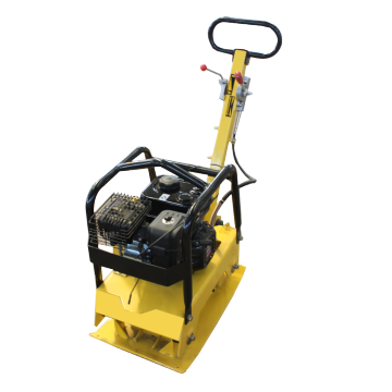 reversible vibration plate compactor machine