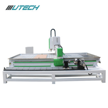 4th 1530 Wood CNC Router with Rotary Device