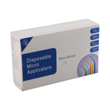 Disposable Dental Micro Applicators with different Sizes