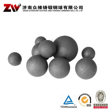 25mm forged grinding steel balls for AAC plants