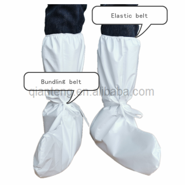 Disposable Waterproof Safety Cover-Shoes PP PE Shoe-Covers