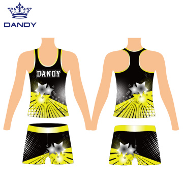 Wholesale youth cheer practice wear