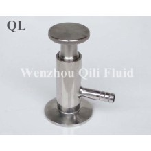 Stainless Steel Sanitary Sampling Valve