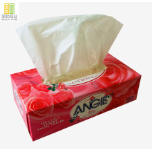 Ultra Soft box  facial tissue